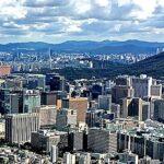 ソウルの高層ビル